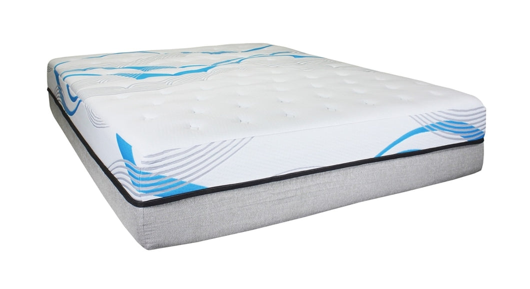 IS-1266 IDREAM-12'' POCKET COIL- EASTERN KING MATTRESS