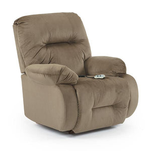 BRINLEY2 POWER ROCKER RECLINER