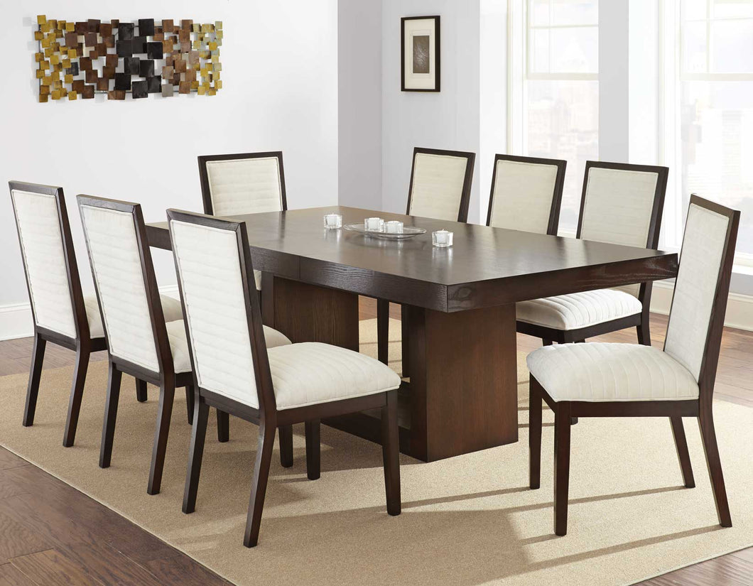 ANTONIO 9 PIECE DINING SET