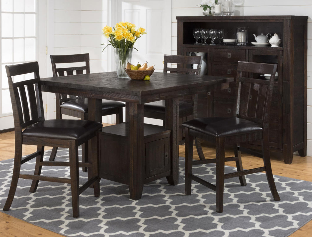 KONA GROVE 5PC HEIGHT DINING SET