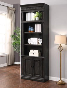 "WASHINGTON HEIGHTS 32"" OPEN TOP BOOKCASE"