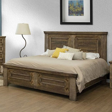 INTERNATIONAL FURNITURE DIRECT MONTANA QUEEN BED