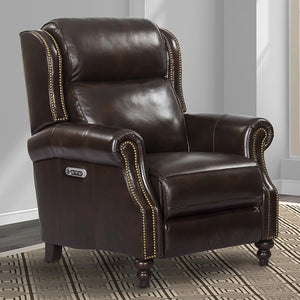 FRANKLIN - HAVANA Power High Leg Recliner