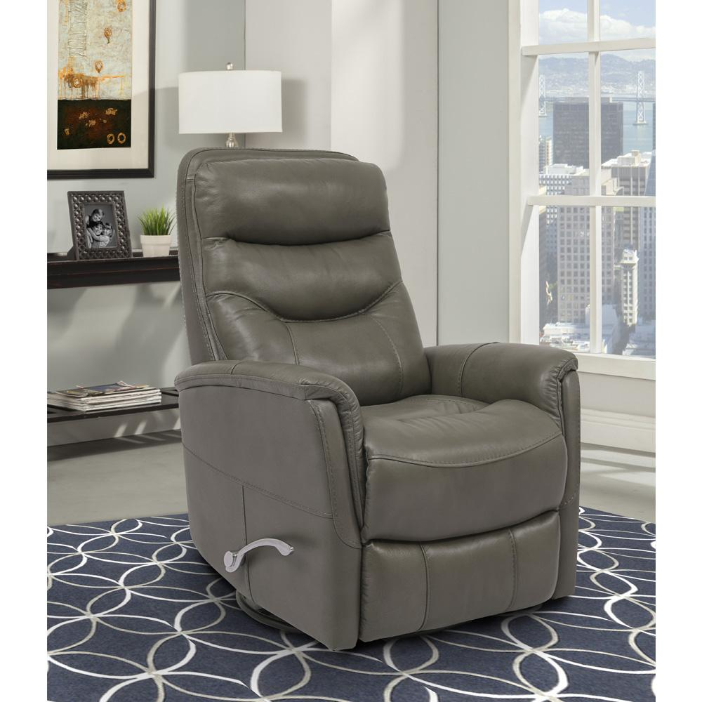 GEMINI - ICE Manual Swivel Glider Recliner