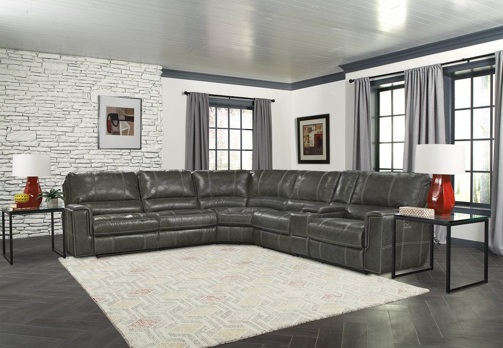 SALINGER - TWILIGHT 6pc SECTIONAL