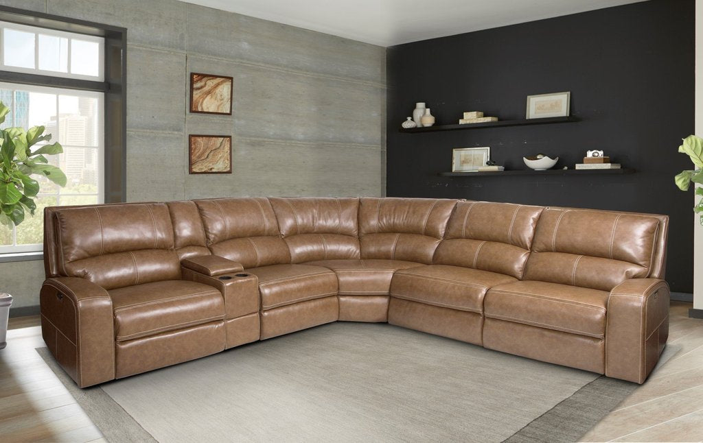 SWIFT - BOURBON 6pc SECTIONAL