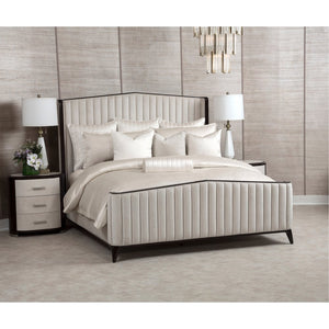 OLIVER 10PC KING COMFORTER SET IVORY