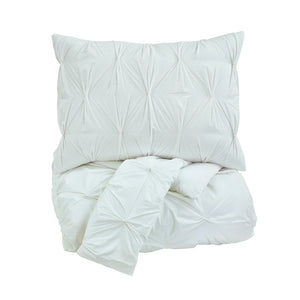 RIMY KING 3PC COMFORTER SET