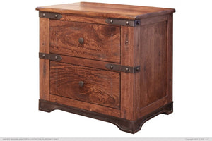 INTERNATIONAL FURNITURE DIRECT PAROTA NIGHTSTAND