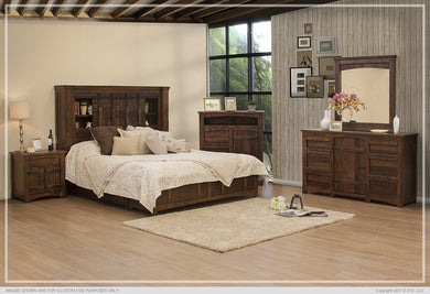 MEZCAL 4PC KING BEDROOM SET