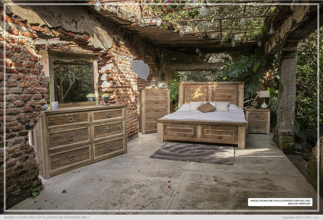 MONTANA 4PC KING BEDROOM SET