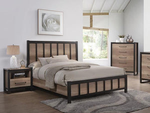 Edgewater Q Bedroom Set