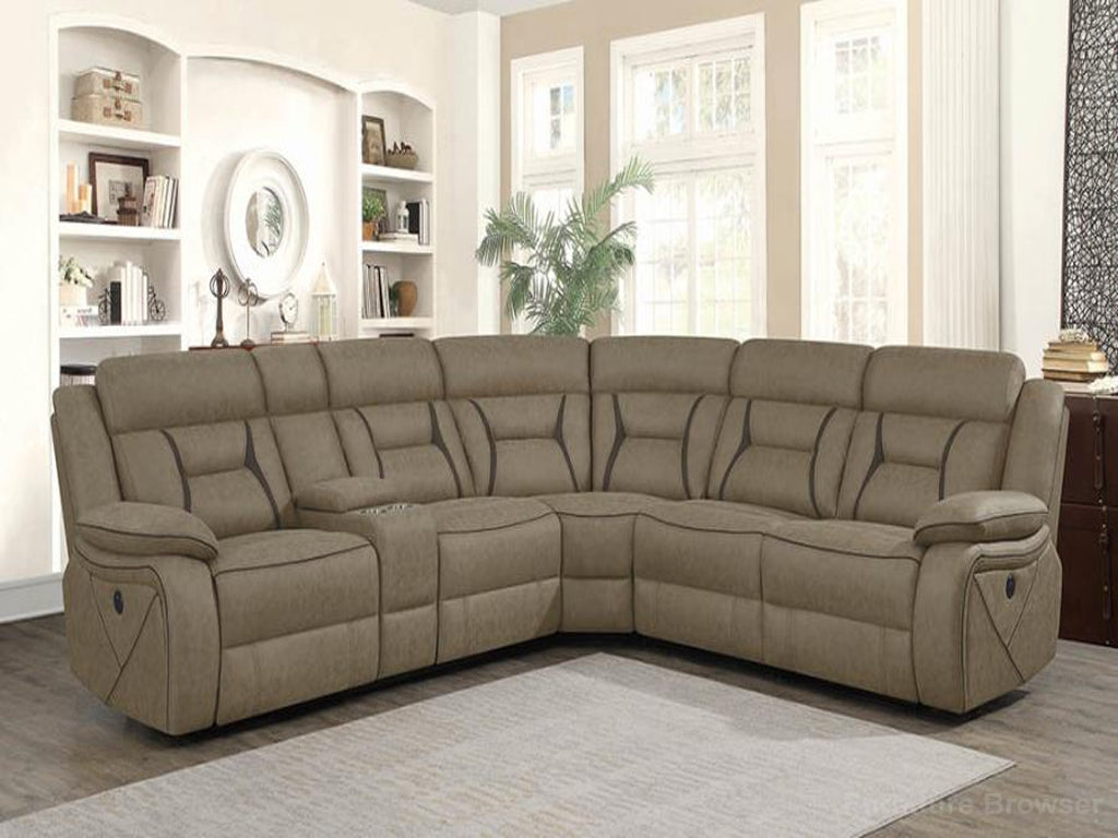 Camargue Sectional