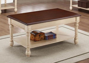 Transitional Coffee Table