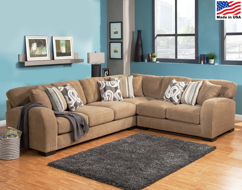 WESLEY SECTIONAL