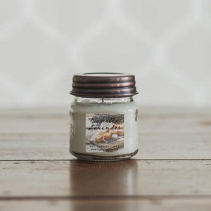 8oz Vanilla Lavender Mason Jar Soy Candles