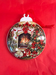 Home For Christmas Ornament