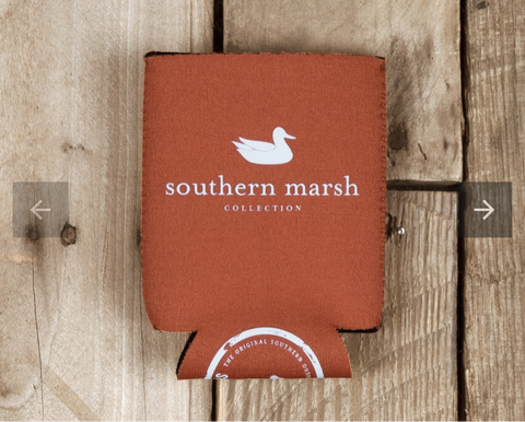 SM Koozie-Burnt Orange