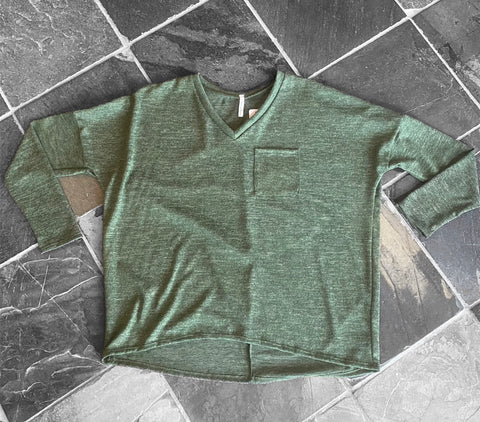 Winding Down Lounge Set- Sweatshirt