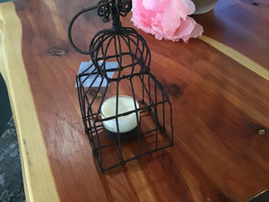 Hanging Gazebo Tea Light Holder