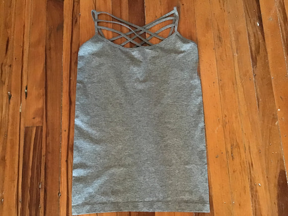 Criss Cross Front Cami