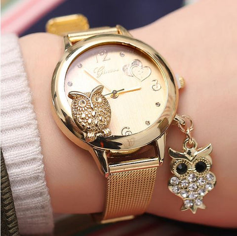 plus belle montre hibou chouette