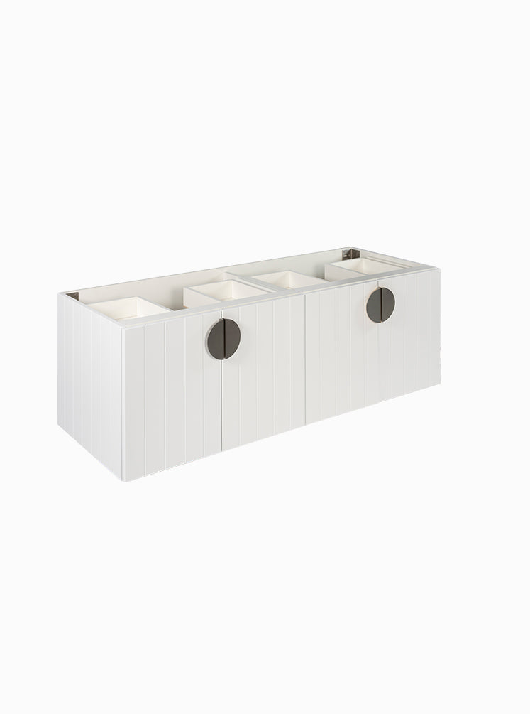 Airlie 1500 Double White Cabinet