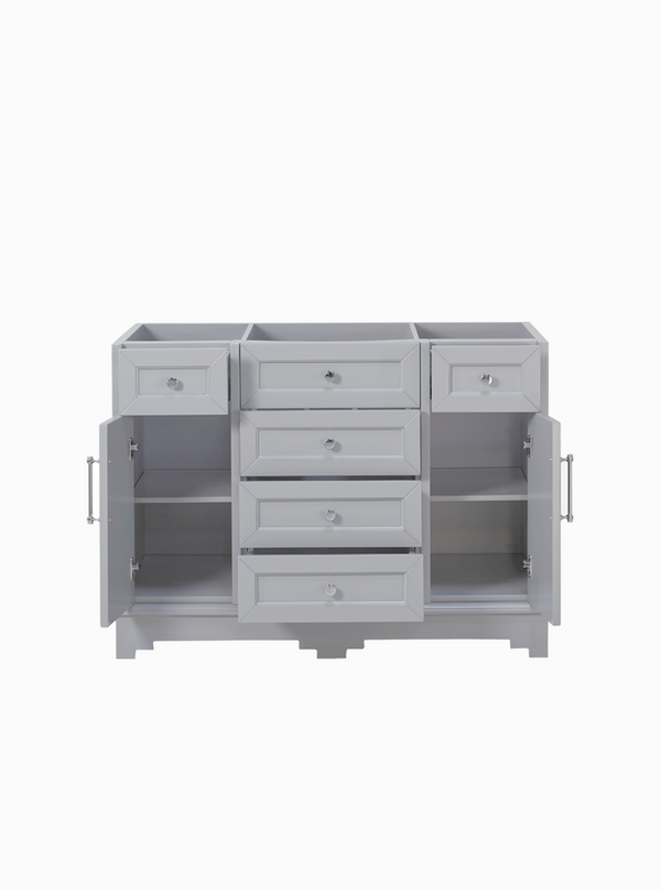 Chantel 1200 Hampton Grey Cabinet