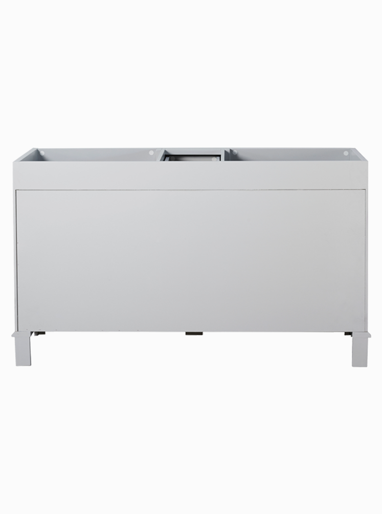 Chantel 1500 Double Hampton Grey Cabinet