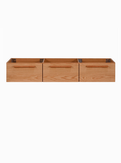 Finlay 1500 Double Natural Cabinet