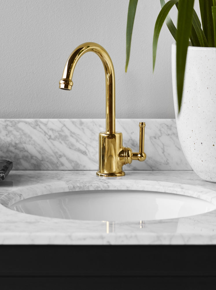 Federation basin mixer gold standard