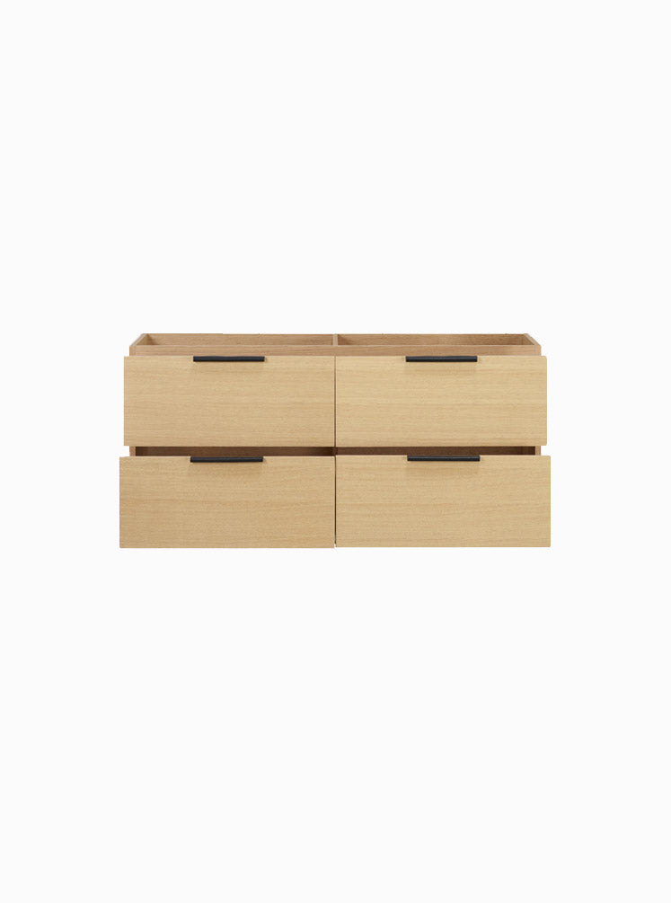 Huxley 1220 Double Natural Cabinet