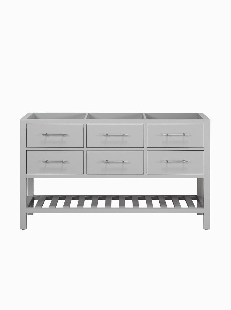 Montauk 1500 Single Hampton Grey Cabinet