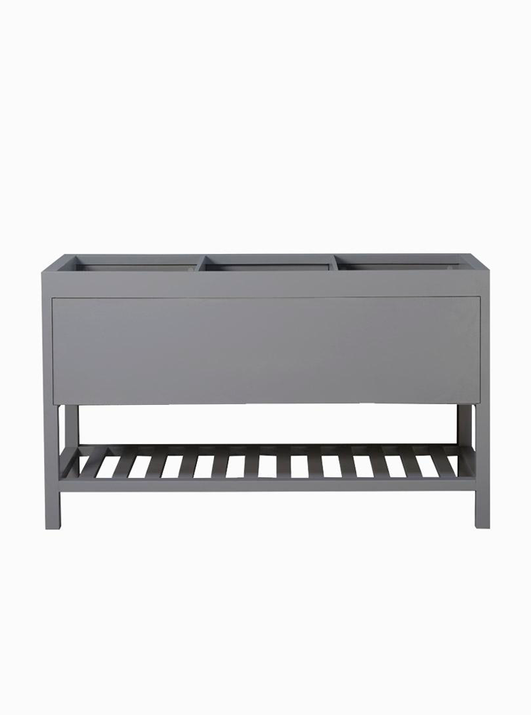 Montauk 1500 Single Grey Garden Cabinet