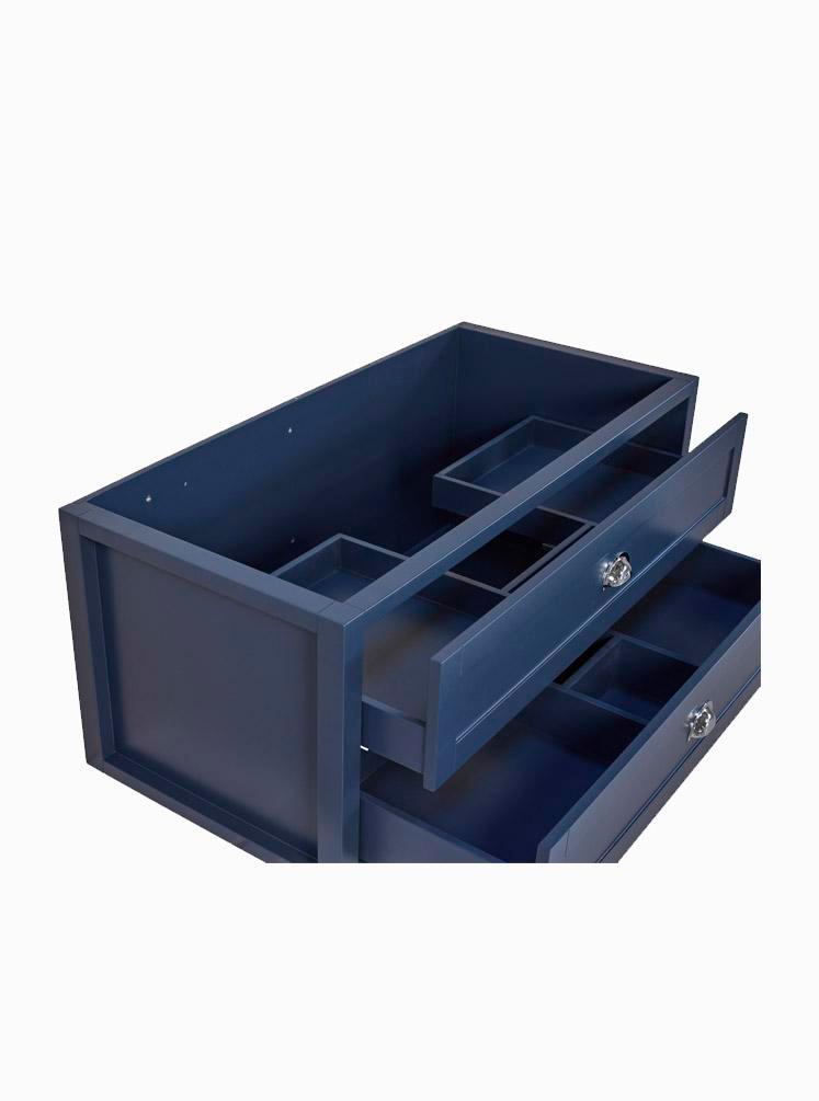 North Haven 1200 Navy Cabinet