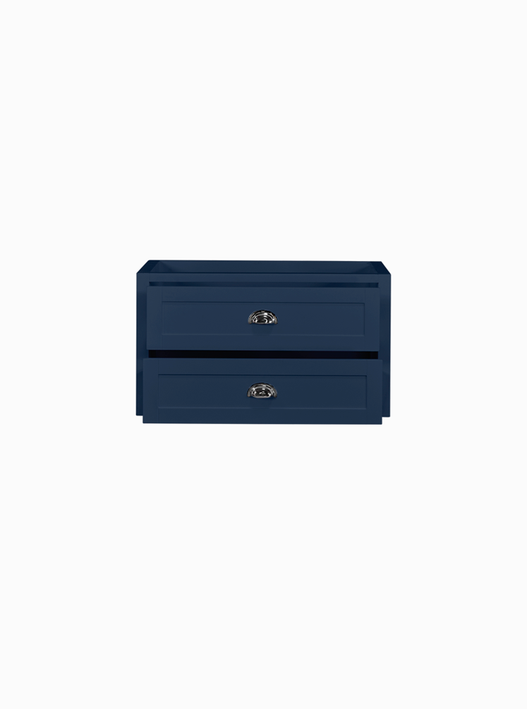 North Haven 900 Navy Cabinet