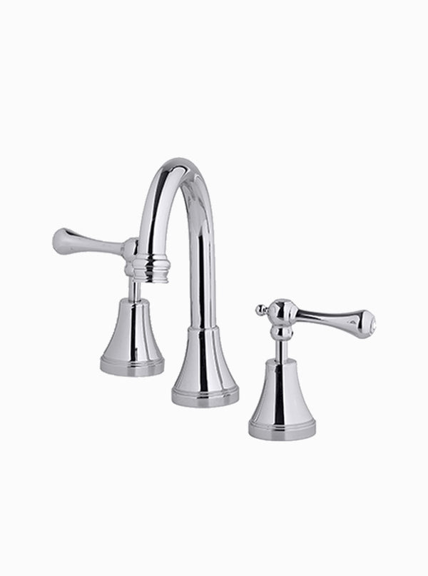 Georgian Basin Set Chrome