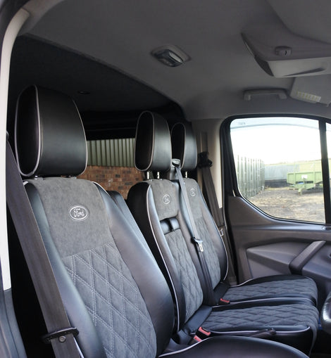 (FTC-03) Ford Transit & Custom Seats - Deposit