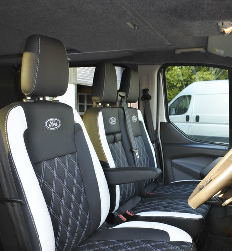 (FTC-06) Ford Transit & Custom Seats - Deposit