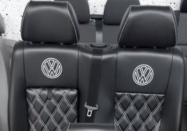 VW Crafter front seats
