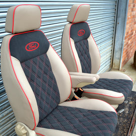(FTC-11) Ford Transit & Custom Seats - Deposit