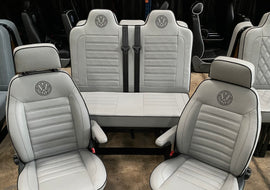 M1 tested bed and and single swivel seats