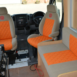 (VSC-17) Sprinter & Crafter Seats - Deposit