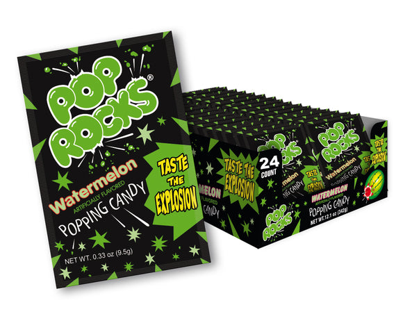 POP ROCKS WATERMELON  (24 UNITS)