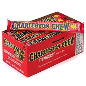 CHARLESTON CHEW STRAWBERRY STD SIZE 1.88 OZ 24 UNITS