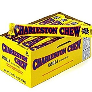 CHARLESTON CHEW VANILLA STD SIZE 1.88 OZ BOX 24 UNITS