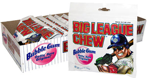 BIG LEAGUE CHEW ORIGINAL 12 UNITS