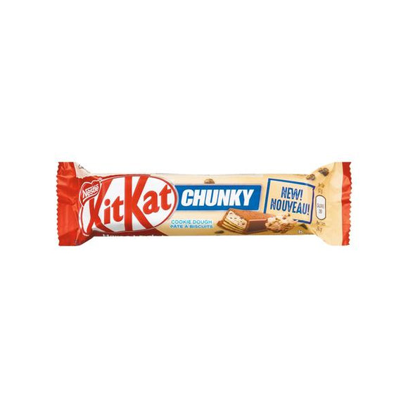 KIT KAT CHUNKY COOKIE DOUGH 52G X 36 UNITS