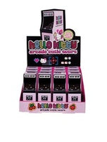 BOSTON AMERICA - HELLO KITTY - ARCADE CUTIES TIN X 12 UNITS