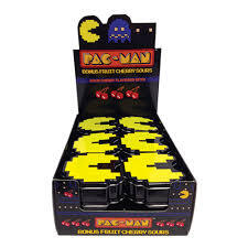 BOSTON AMERICA PACMAN BONUS FRUIT (18 UNITS)